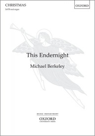 This Endernight (SATB) by Berkeley published by OUP