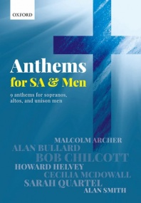Anthems for SA and Men published by OUP