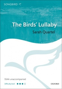 Quartel: The Birds' Lullaby SSAA published by OUP