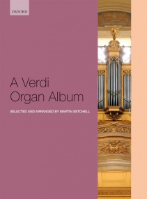 A Verdi Organ Album published by OUP