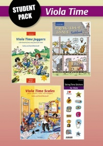 Viola Time Student Pack published by OUP