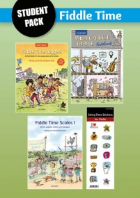 Fiddle Time Student Pack published by OUP
