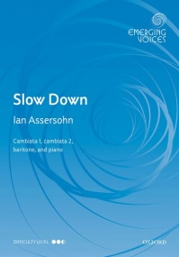 Assersohn: Slow Down CCBar published by OUP