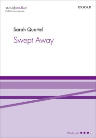 Quartel: Swept Away SSATBarB  published by OUP