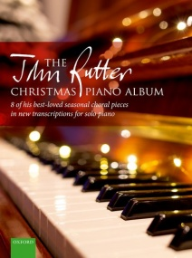 The John Rutter Christmas Piano Album published by OUP