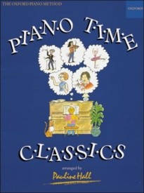 Piano Time Classics published by OUP