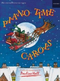 Piano Time Carols published by OUP
