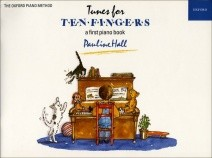 Tunes for Ten Fingers for Piano published by OUP