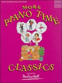 More Piano Time Classics published by OUP