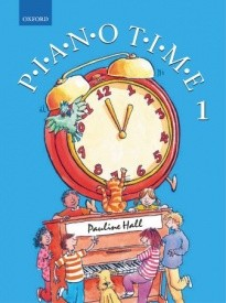Piano Time 1 published by OUP