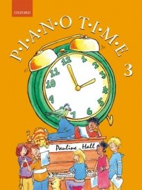 Piano Time 3 published by OUP