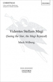 Wilberg: Videntes Stellam Magi published by OUP
