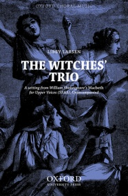 Larsen: The Witches' Trio SSAA published by OUP