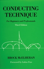 Conducting Technique by McElheran published by OUP