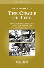 Gilson Voth: The Circle of Time SSAATTBB published by OUP