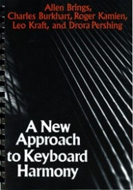 A New Approach to Keyboard Harmony published by Norton