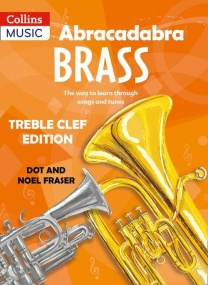 Abracadabra Brass Treble Clef - Pupil Book published by A and C Black