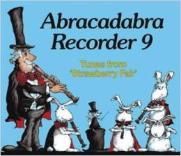 Abracadabra Recorder Book 9 published by A and C Black