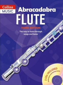 Abracadabra Book & CD for Flute published by Collins