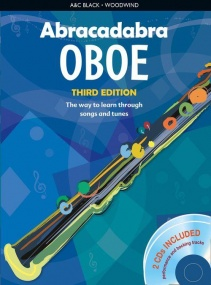 Abracadabra for Oboe Book & CD published by Collins