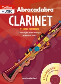 Abracadabra Book & CD for Clarinet published by Collins
