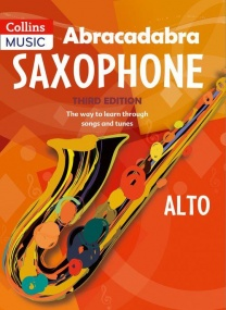 Abracadabra for Alto Saxophone published by Collins