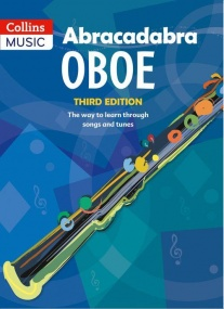 Abracadabra for Oboe published by Collins