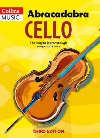 Abracadabra for Cello published by Collins