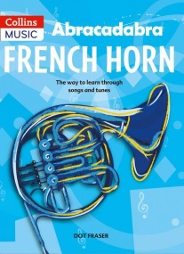 Abracadabra for French Horn published by Collins