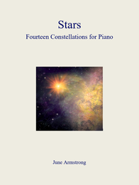 Armstrong: Stars - 14 Constellations for Piano published by Pianissimo