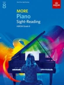 More Piano Sight-Reading Grade 8 published by ABRSM