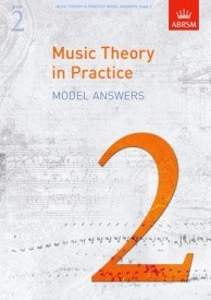 Music Theory in Practice Grade 2 Model Answers published by ABRSM