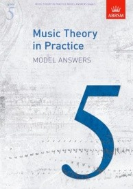 Music Theory in Practice Grade 5 Model Answers published by ABRSM