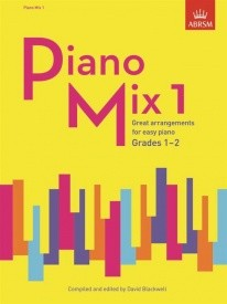 Piano Mix 1 (Grades 1 - 2) published by ABRSM