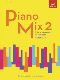 Piano Mix 2 (Grades 2 - 3) published by ABRSM