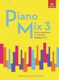 Piano Mix 3 (Grades 3 - 4) published by ABRSM