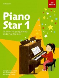 Piano Star Book 1 published by ABRSM