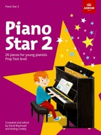 Piano Star Book 2 published by ABRSM