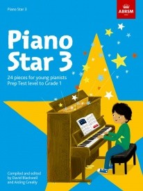 Piano Star Book 3 published by ABRSM
