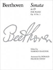 Beethoven: Sonata in D Opus 10 No 3 for Piano published by ABRSM