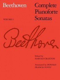 Beethoven: Complete Piano Sonatas Volume 1 published by ABRSM