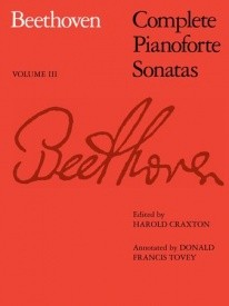 Beethoven: Complete Piano Sonatas Volume 3 published by ABRSM