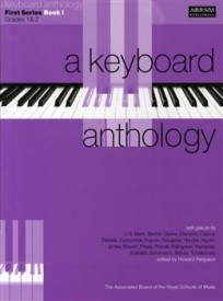 Keyboard Anthology 1st Series Book 1 Grades 1 & 2 for Piano published by ABRSM
