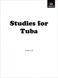 ABRSM Studies for Tuba Grade 3 - 8