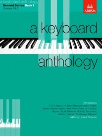 Keyboard Anthology 2nd Series Book 1 Grades 1 & 2 for Piano published by ABRSM