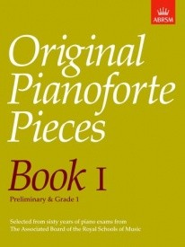Original Piano Pieces Book 1 published by ABRSM
