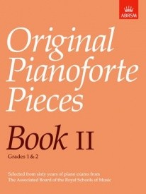 Original Piano Pieces Book 2 published by ABRSM