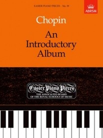 Chopin: An Introductory Album for Piano published by ABRSM