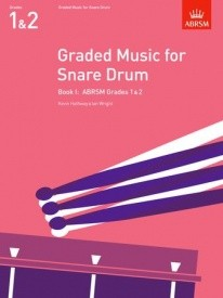 Graded Music for Snare Drum Book 1 published by ABRSM