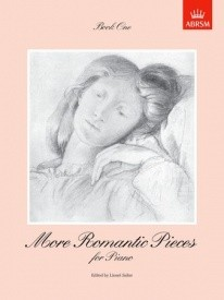 More Romantic Pieces Book 1 for Piano published by ABRSM